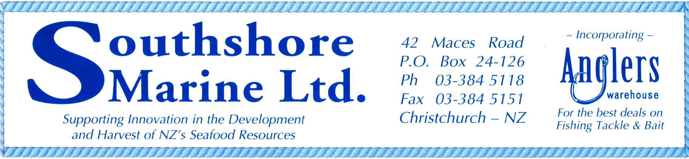 Southshore Marine Ltd.