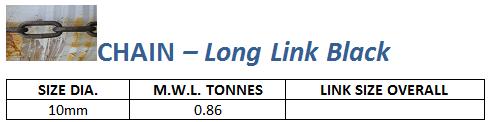 long link black